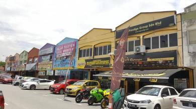 2 Storey Shop, 22x75, Taman Putra Perdana, Puchong