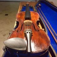 Lady Claire handmade lady Violin, Made in England