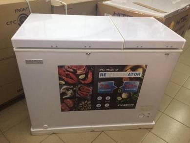 New Design - Combine Chiller Fridge + Freezer