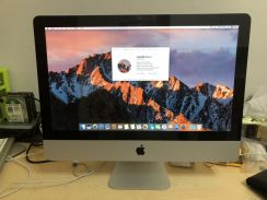 Imac 21.5 intel i5 2.5ghz 8gb ram 500gb hdd