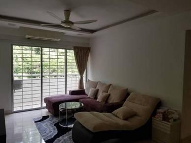 Paradesa Rustica Condo,Bandar Sri Damansara,Full furnished,RENO,Corner