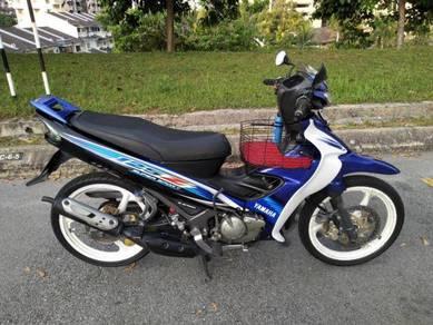 Yamaha 125zr tiptop