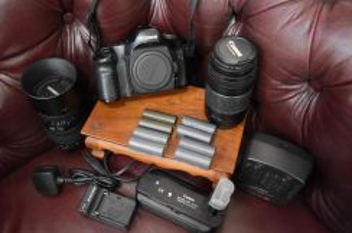 CANON EOS 5D (Classic) Full Frame Camera
