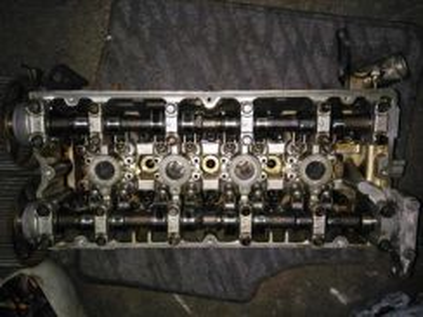 Head complete gsr 4G93 turbo complete