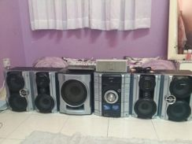 Sony hifi HCD-RV999D