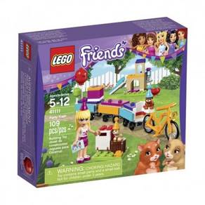 LEGO 41111 Friends Party Train