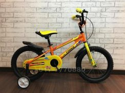 TRINX ITALY 16' JUNIOR KID bicycle bike BASIKAL