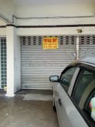 Ipoh Bercham Double storey Shop for rental