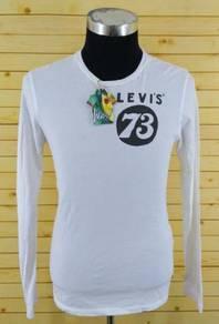 T.shirt levis long sleeve size m
