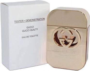 Perfumes tester ori gucci guility