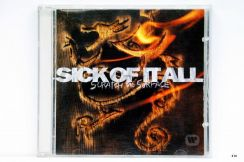Original CD SICK OF IT ALL Scratch Surface [1994]