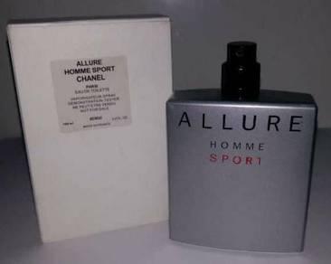 Perfumes tester ori allure home sport
