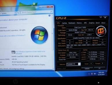 Intel Processor i7 2600 Soket 1155