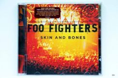 Original CD - FOO FIGHTERS - Skin And Bones [2006]