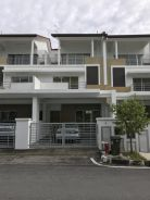 3-Storey House at Sunway Cassia, Batu Maung