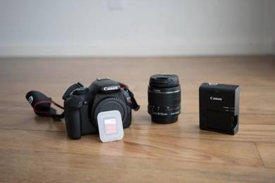 Canon EOS Rebel T3 + BAG