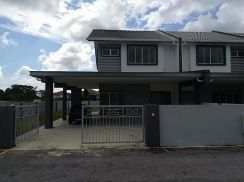 FULL LOAN New Double Storey Corner at Uni garden for SALE