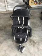 Stroller Quinny Buzz Black For Kids
