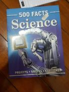 500 FACTS: Science