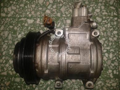 Wira satria waja putra 1.6 1.8 air cond compressor