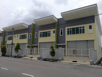 Taman Industries Angkasa Nuri - 1 Storey Link Forctory