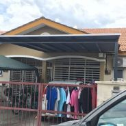 Bandar Saujana Putra BSP 1 Storey Fully Furnish