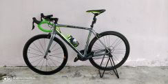 Merida Scultura 4000 Basikal Full Carbon Wheelset