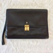 Authentic bally clutchbag