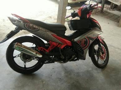 Motor yamaha lc for sale 135 5speed