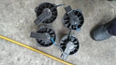 Myvi passo blower motor half cut