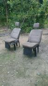 Seat ori proton saga/iswara depe blake