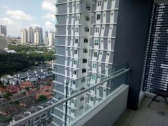 Fully Furnish Freehold Scenaria North Kiara KL High Floor KLCC View