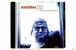 Original CD MATCHBOX TWENTY - Yourself Or Someone
