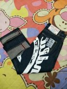 Jeans co&lu; denim selvedge saiz 31