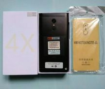 Xiaomi redmi note 4x new
