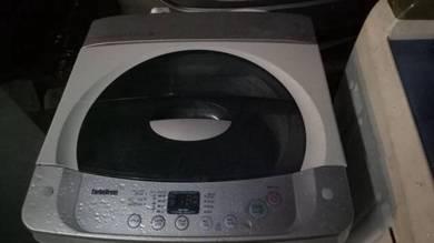 Mesin basuh washing machine washer LG 7.5kG
