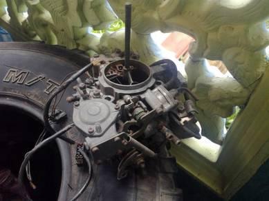 Carburator pajero 2.6