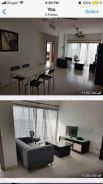 Danga View Apartment/ Johor Bahru/ Low Deposit/ Below Market