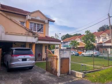 Corner Lot Double Storey Terrace Taman Kajang Perdana