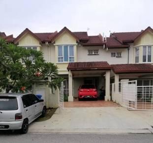SETIA ALAM 20x70 Double Storey Alam Nusantara MURAH Shah Alam