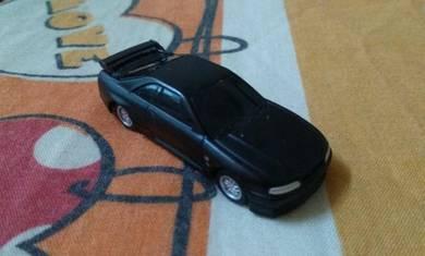 NISSAN SKYLINE GTR R33 car model diecast