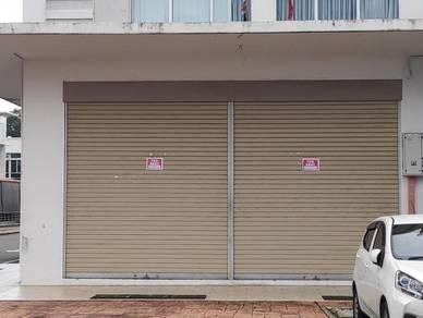 Shop lot for rent (Corner Lot)