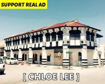 5 Adjoining Shophouse at Lorong Seratus Tahun, Georgetown