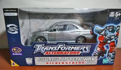 Hasbro Transformers Alternators Subaru Impreza WRX