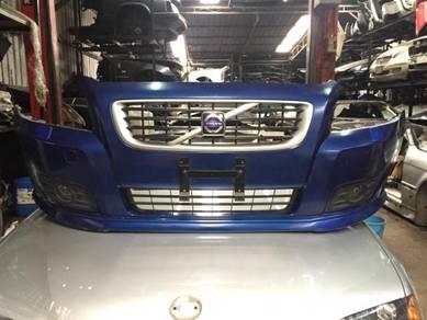 Volvo v50 R bumper depan with lip original