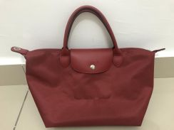 [AUTHENTIC] Longchamp Le Pliage Neo in Opera Red