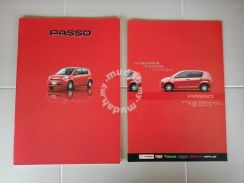 Catalog Original Japan Toyota Passo 04 myvi