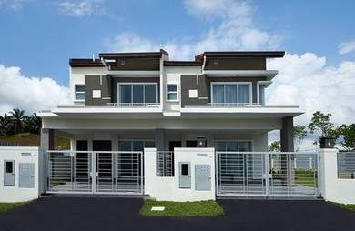 (DEONNA RESIDENCES) 2 Sty Link House 22x85, Near Seremban2, CNY Rebate