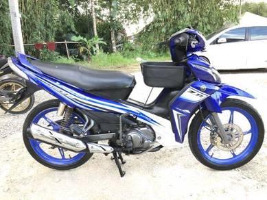 2011 Yamaha Lagenda 115 model 115ZR Ori