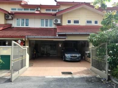 [BELOW MARKET] 2.5sty, Meranti Jaya, Puchong, Renovated, FREEHOLD